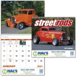 Top Street Rods - 13 Month Appointment Custom Calendar Best Printing Company