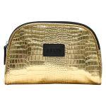 Economical Print Stylish Metallic Custom Cosmetic Bag Produce in China
