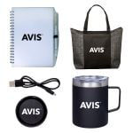 Economical Work From Home Promotional Tote Bag Gift Set At Special Offer