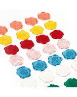 Monogram Wax Seal Stickers | Custom Seal Stickers