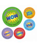 Cute Teacher Stickers | Praise Stickers