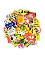 Danger Stickers | Warning Label