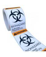 Biohazard Label | Warning Sticker