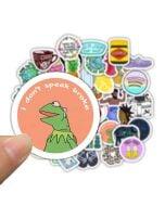 Trendy Aesthetic Stickers | Aesthetic Journal Stickers | Aesthetic Vintage Stickers