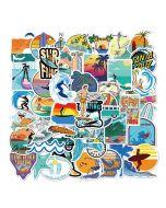 Aesthetic Vinyl Stickers   Aesthetic Summer Stickers   Aesthetic Decals