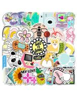 Art Hoe Stickers | Aesthetic Stickers for Phone Cases | Aesthetic Decals