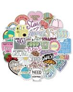 Aesthetic Phone Stickers | Aesthetic Pastel Stickers | Aesthetic Decals