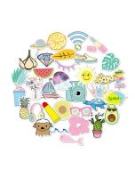 Funny Aesthetic Stickers   Sticker Vintage Aesthetic   Aesthetic Phone Stickers