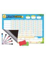 School Reward Chart | Sticker Chart for Kids
