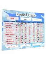 Teeth Brushing Sticker Chart | Behaviour Sticker Chart