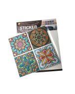 Kitchen Tile Decals | Oil Proof Wall Sticker | Kitchen Sticker