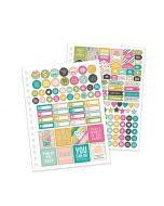 Budgeting Stickers | Custom Planner Stickers | Planner Stickers