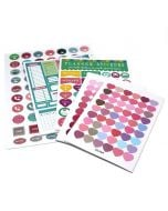 Work Planner Stickers | Functional Planner Stickers | Functional Planner