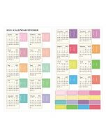 Planner Date Stickers | Stickers for Calenders | Planner Stickers