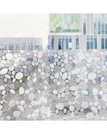 Personalised Window Stickers | Custom Vinyl Window Decals | 3D-Colorful-Pebbles