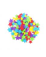 Felt Star Stickers | Christmas Decals for Glass