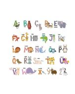 Alphabet Wall Stickers   Home Wall Stickers