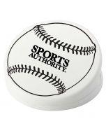 "Economical Produce Baseball Shaped Keep-It Custom Bag Clip - 3"" By High Quality Production"