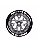 Continental Tire Lettering Sticker | Custom Tire Stickers
