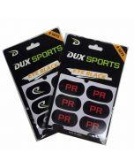 Custom Eye Black Sticker | Customizable Eye Black Strips | Custom Eyeblack Stickers - Great for Baseball, Softball, Football, Lacrosse, Sports
