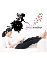 Fairy Wall Stickers | 3D Wall Stickers for Bedrooms