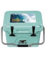 Best Print Full Color Orca Promotional Cooler - 20 Quart For Sale