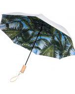 "Budget Palm Bay Auto Open Custom Umbrella - 46"" Print Supplier"
