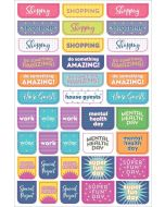 Custom Cheap Monthly Planner Stickers | Print Best Weekly Planner Stickers | Daily Planner Stickers