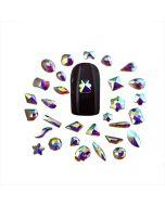 Rhinestone Nail Stickers | Diamante Stickers