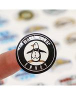Clear Bubble Stickers | Domed Decals