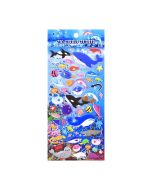 Puffy Fish Stickers | Cute Puffy Stickers