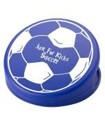 "Manufacture Soccer Ball Shaped Keep-It Custom Bag Clip - 3"" Best Print Company"