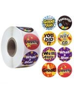 Well Done Stickers for Kids | Reward Stickers