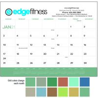 Best Colorful Custom Desk Pad Calendar Dependable Print Manufacturer