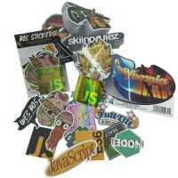 Custom Stickers | Sticker Printing | Custom Cheap Die Cut waterproof Bumper Vinyl Stickers