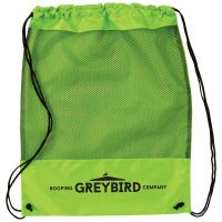 """Mesh Promotional Drawstring Backpack - Cinch Up - 15""""w x 16.5""""h"""