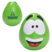 Personalized Slow-Release Squishy Custom Stress Balls - Happy For Sale