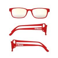 Economical Manufacture Translucent Frame Blue Light Blocking Custom Glasses Best Print Factory