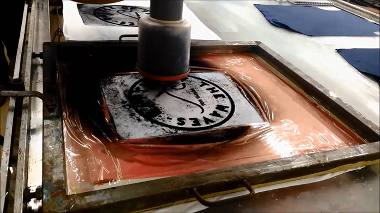types of printing methods