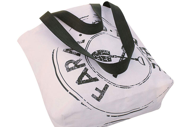 Custom cheap canvas tote bags