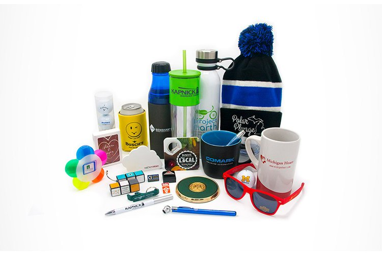 Different Types of Brand That Need Promotional Items