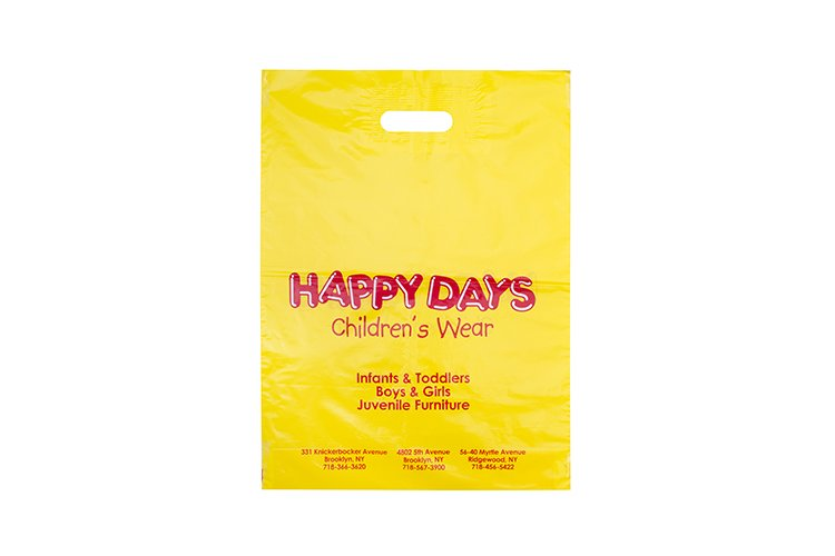 Branded Carrier Bags and Brand Building for Businesses