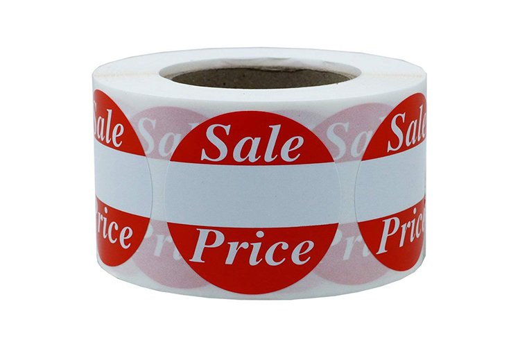 Top 5 Reasons to Use Price Tag Stickers